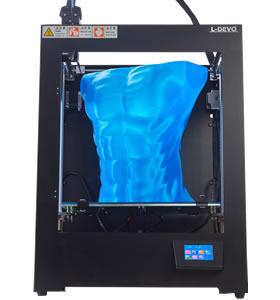 3Dプリンター《L−DEVOシリーズ》の造形エリア