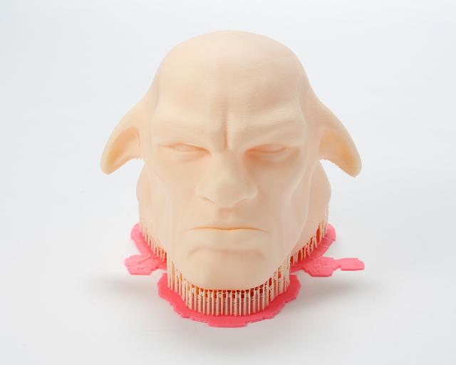 3Dプリンターで作った作品NO.9