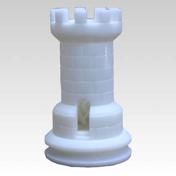 3Dプリンター造形出力サービスサンプルForm2作品NO.1