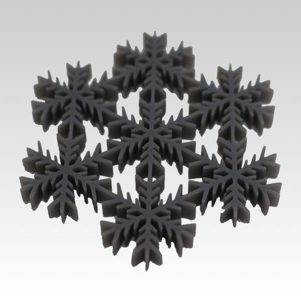 3Dプリンター造形出力サービスサンプルForm2作品NO.24
