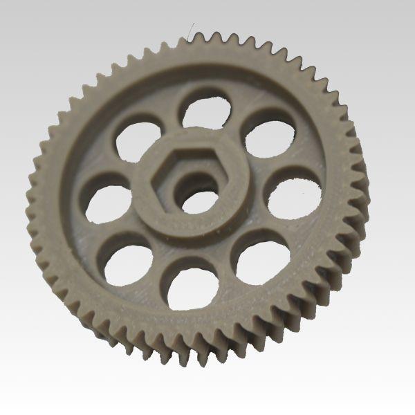 3Dプリンター造形出力サービスFDM方式(熱溶解積層法)スーパーエンプラサンプル作品NO.7