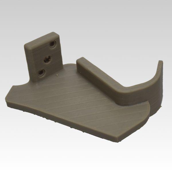 3Dプリンター造形出力サービスFDM方式(熱溶解積層法)スーパーエンプラサンプル作品NO.8