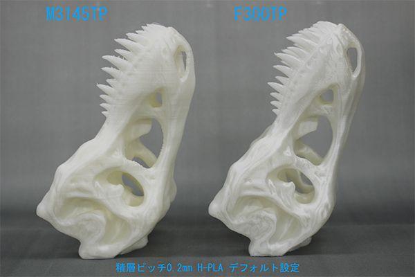 M3145TP、F300TPの比較