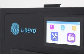 3Dプリンター《L−DEVOシリーズ》の操作性