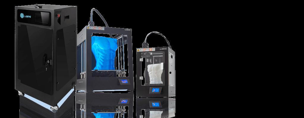 FDM(熱溶解積層法) 3Dプリンターの最高峰へ