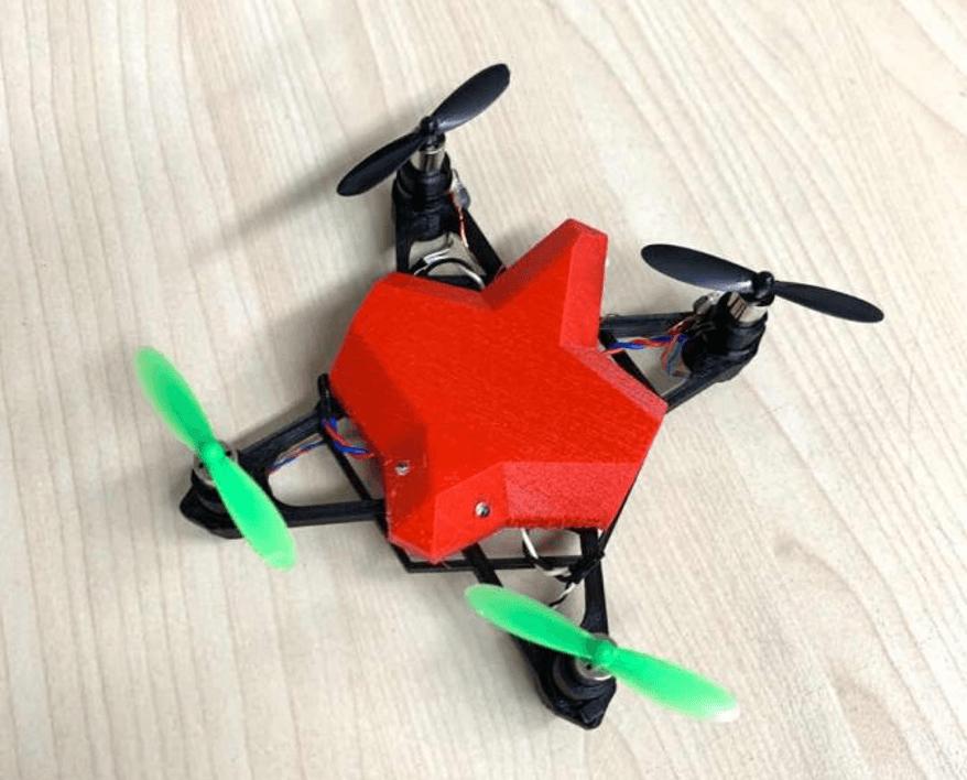 3Dプリンターでドローンを作ったpart2